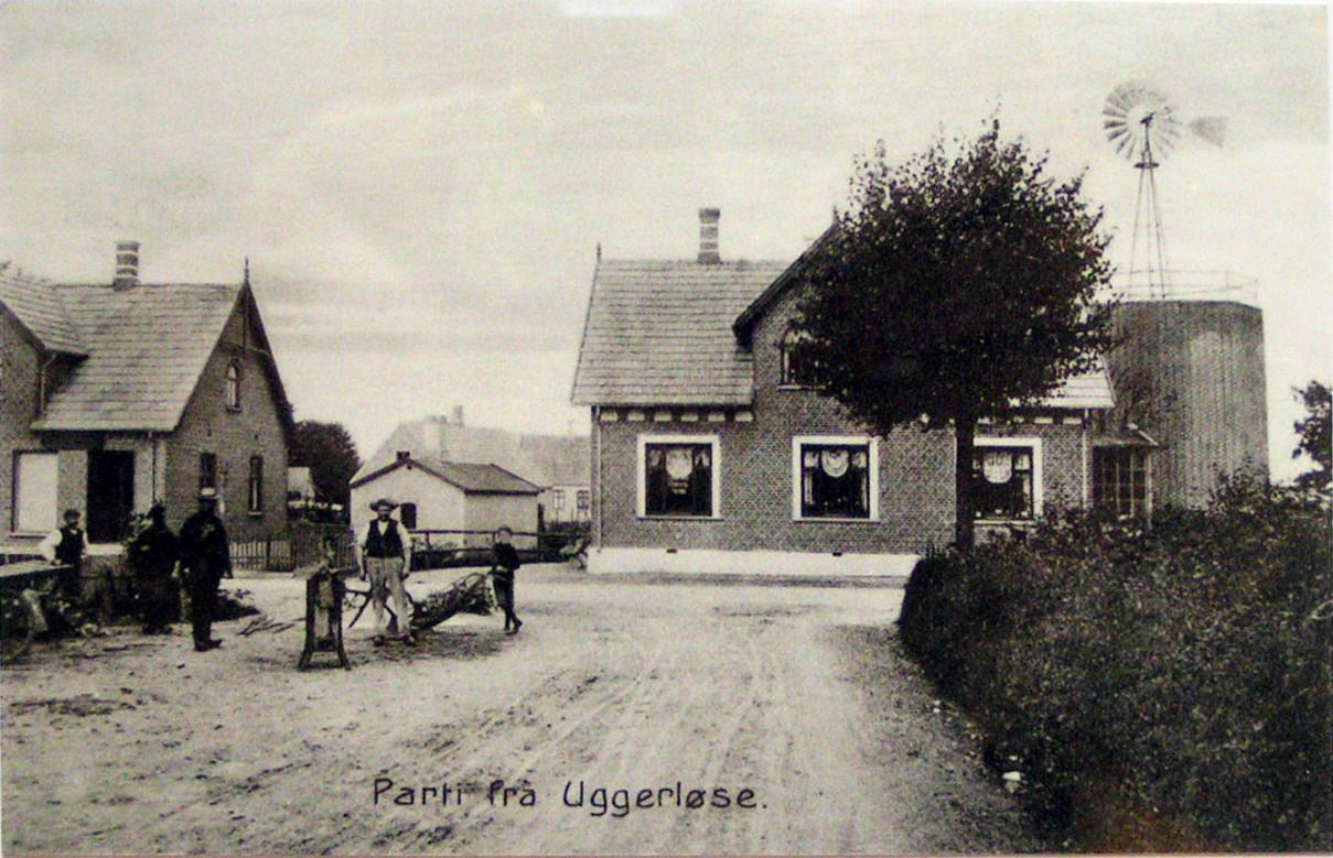 Vandtårn ca. 1910