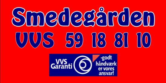 Smedegaarden VVS 59188110