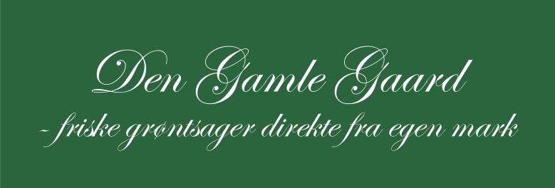 logo Den Gamle Gaard